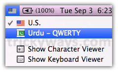type-urdu-on-mac