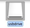 rename usb drive