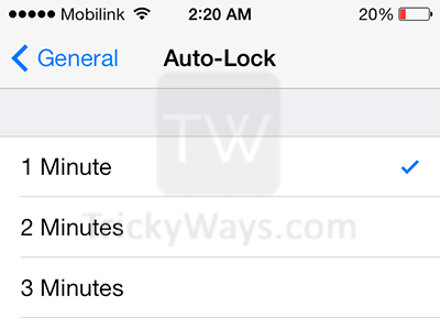 How To Turn Auto Rotate On Ios 7