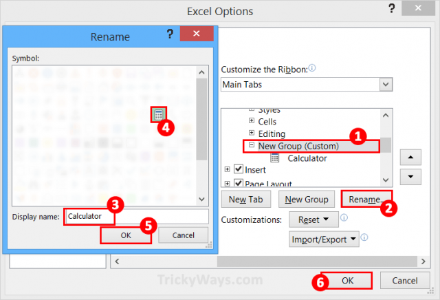 rename-ribbon-group-excel-2013
