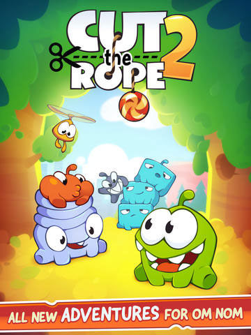 all-new-advanture-cut-the-rope-2