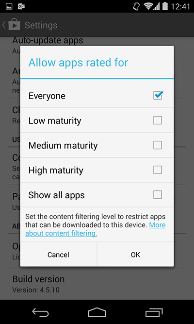 allow-apps-rated-for