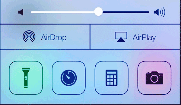 how to use airdrop between iphone and amc