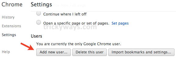 new-chrome-user