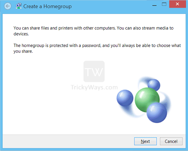 share-file-and-printer-homegroup-windows-8