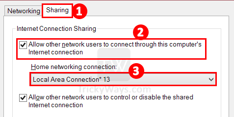 share-internet-connection-windows-8