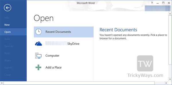 delete-all-recent-documents-in-word