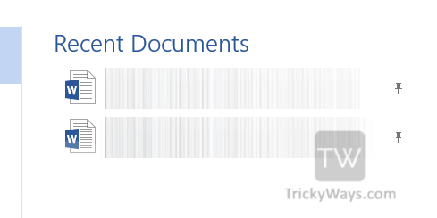 recent-documents-word