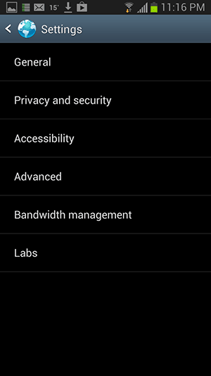 android-browser-bandwidth-management