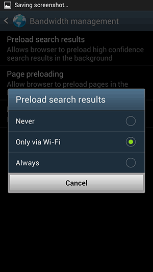 stop-preload-search-result-to-save-data-usage