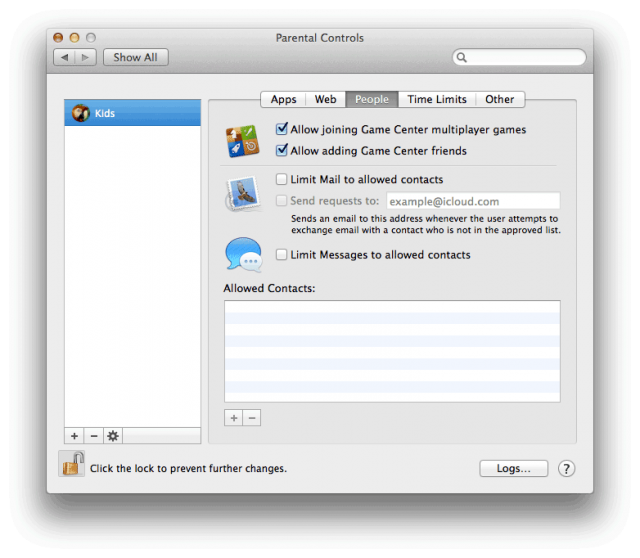 parental-control-limit-people-contacts-mail-os-x