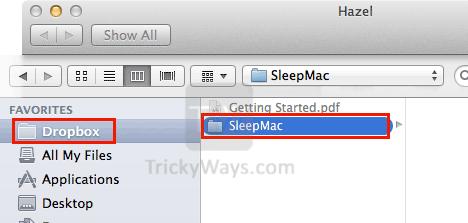select-dropbox-folder