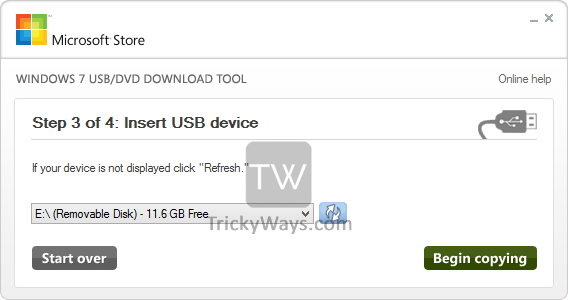 how to make bootable usb from daa file