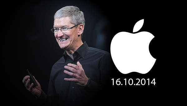 apple event 16 oct