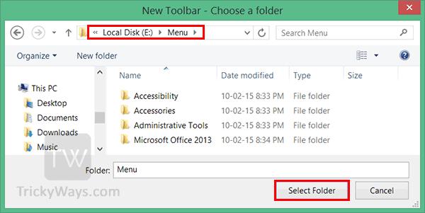 add program to start menu windows 7