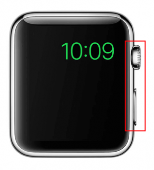 take screenshot apple watch
