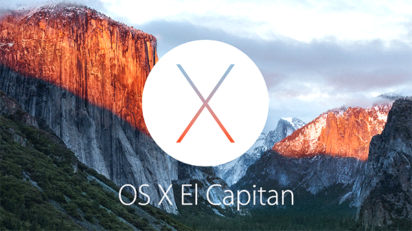 os x ei capitan features and availability