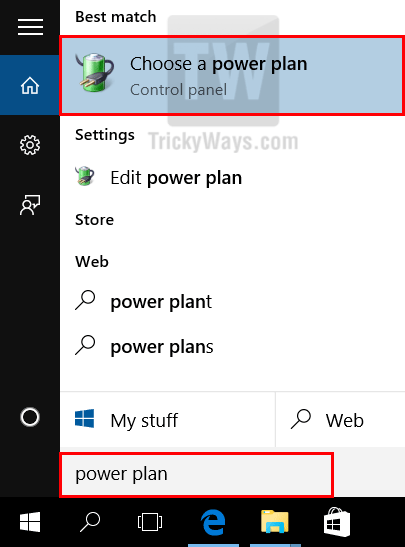 windows 10 power options brightness