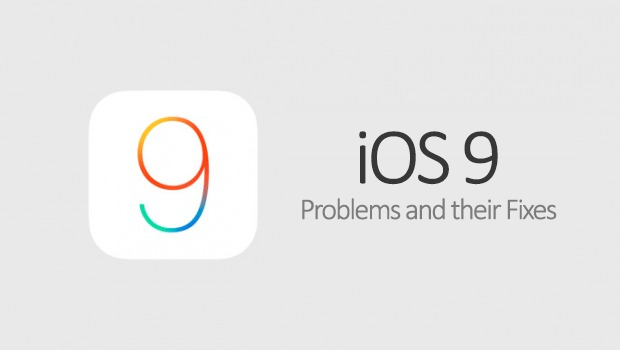 ios 9 problems and fixes
