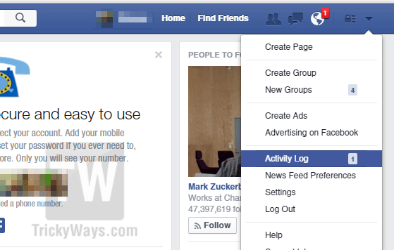 How To Clear Facebook Search History From IOS, Android App
