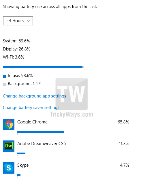 battery-usage-by-apps-windows-10