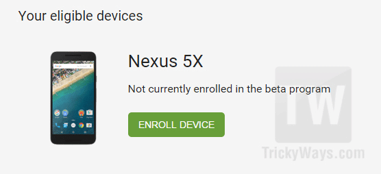 enrol-nexus-device-for-beta-program