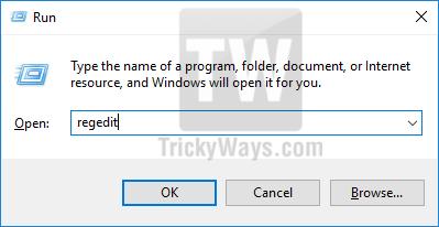 open-registry-editor-windows-10