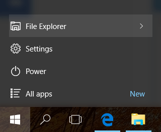 open-windows-10-file-explorer