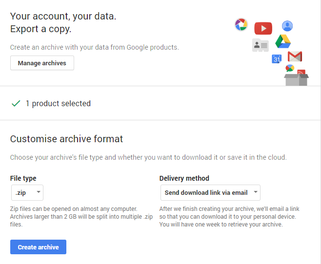 How to Download Videos and Pictures from Google Photos