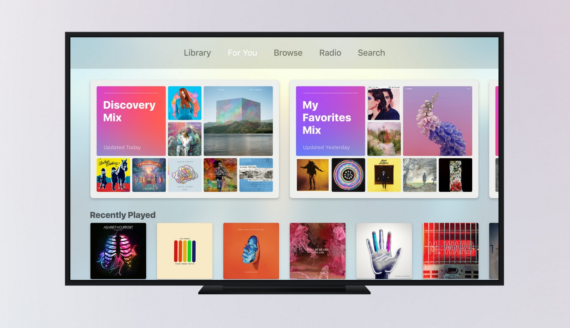 Apple Releases tvOS 10 Beta 7 to Developers