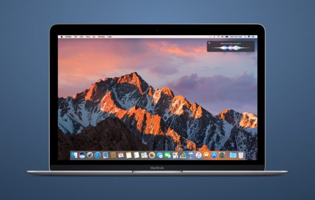 Apple Released Final Version of macOS Sierra 10.12.2
