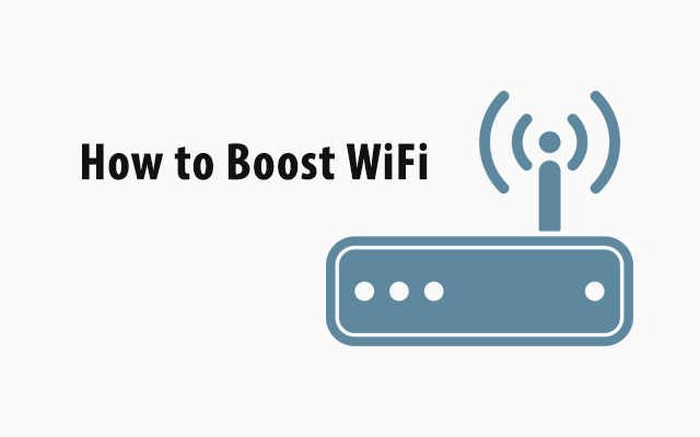 How To Boost Wifi Signals At Home Or Office