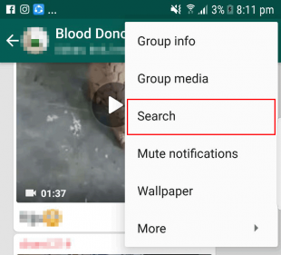 search-whatsapp-chat-android
