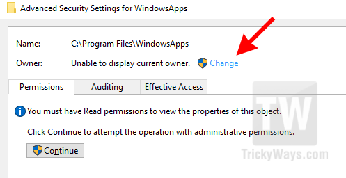 windowsapp-folder-security-settings