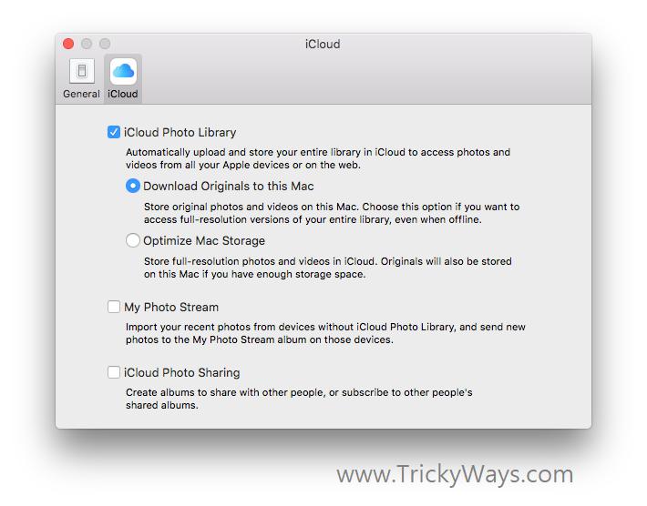 icloud photo library download originals