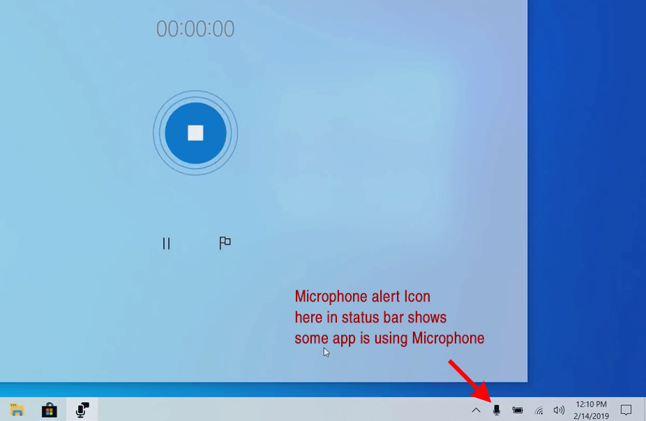 microphone-in-use-alert-windows-10