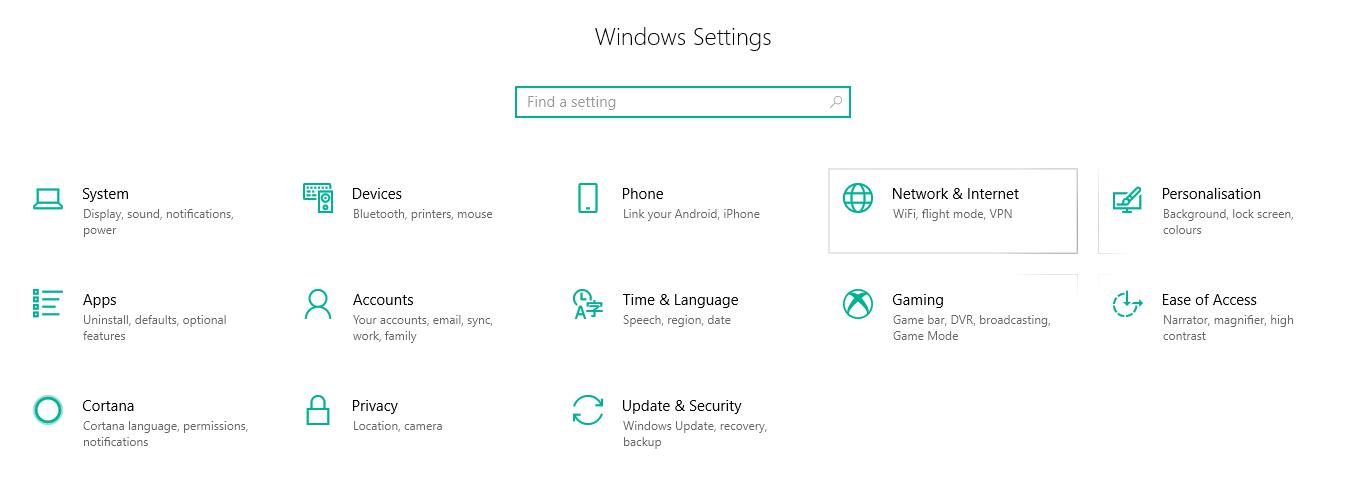 Fix WiFi Problem After Updating Windows 10, Wireless Not