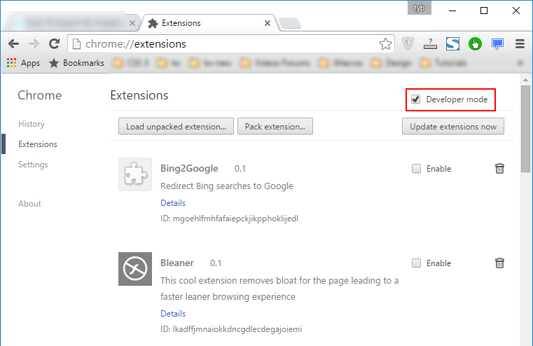 How to Export Google Chrome Extension That You Love