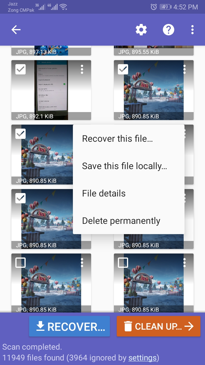 How to Recover Deleted Images From Android [NO ROOT]