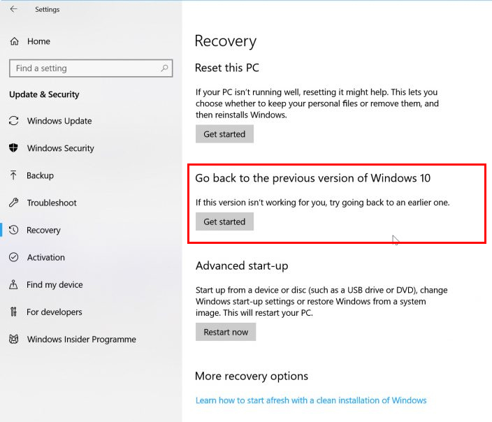 Fix WiFi Problem After Updating Windows 10, Wireless Not Connecting