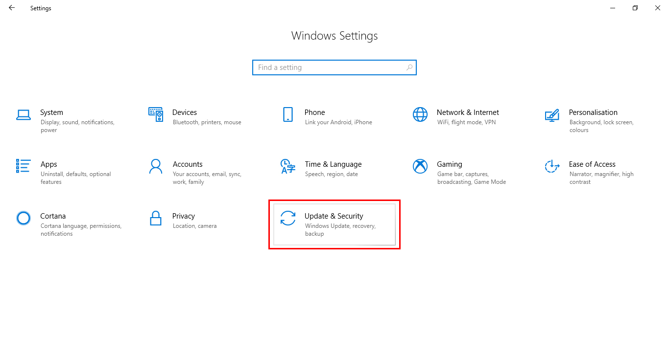 Delivery Optimization: Speed Up Downloading of Windows 10