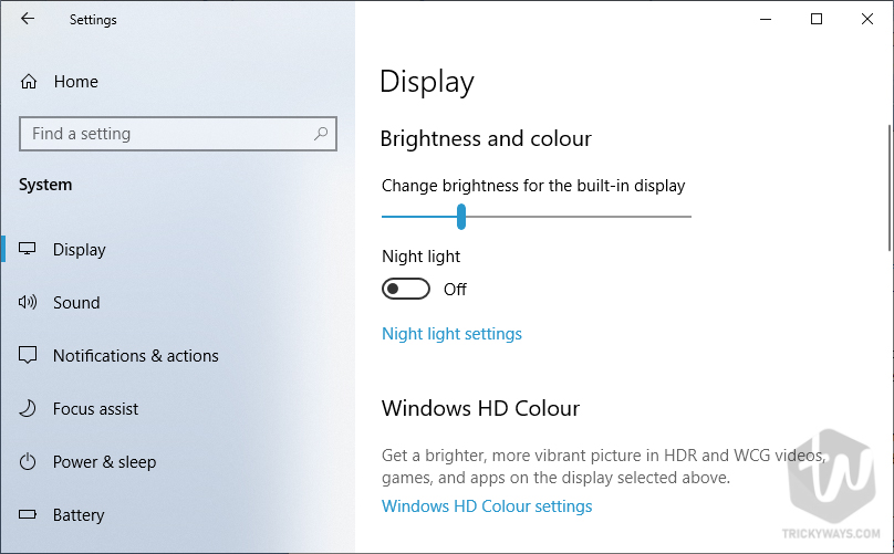 Fix: Screen Brightness Control Is Not Working after Windows