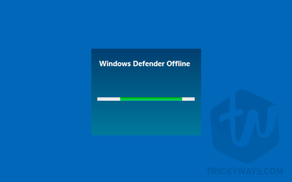 Run Windows Defender Offline Scan When Malicious Stuff Is Difficult to Remove
