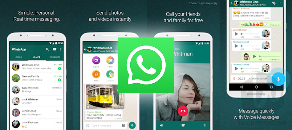 How to lock Whatsapp with Finger Print on Android?