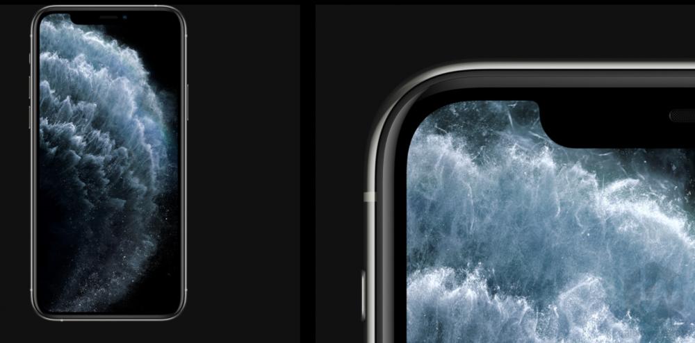 iphone 11 pro display