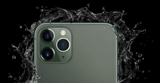 iphone 11 pro water resistance