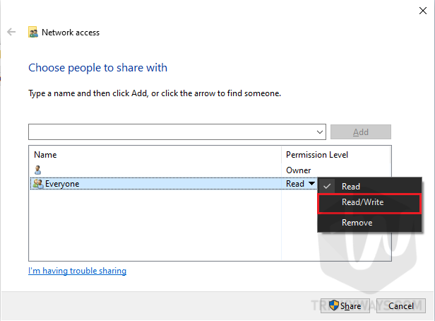 How to Share Files and Folders Over a Network in Windows 10 1